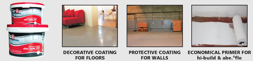 abe Construction Chemicals - abe abecote tough epoxy paint