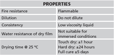 abe Construction Chemicals DIY wallseal properties