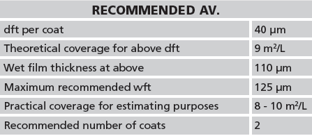 abe Construction Chemicals abecote clear Polyurethane - Recommended AV