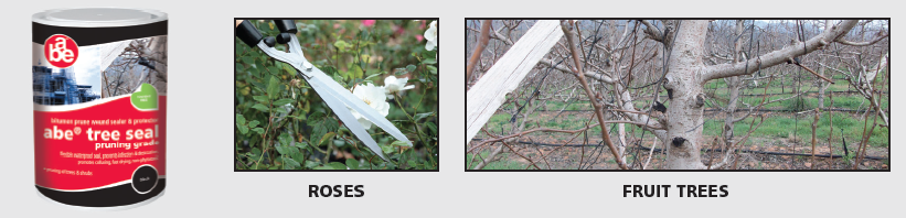 abe Construction Chemicals tree seal pruning applications